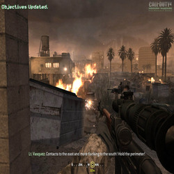 Call of Duty4のSSその3